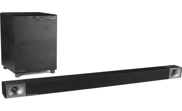 Klipsch Bar 48 Powered sound bar with wireless subwoofer and