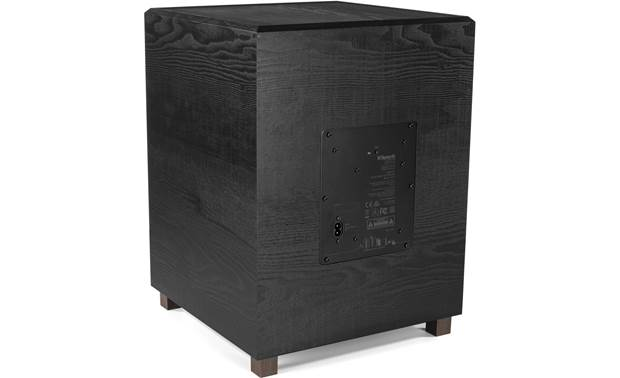 Klipsch Bar 48 Back of included subwoofer