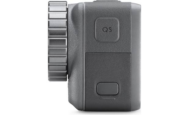 DJI Osmo Action Camera The Quick Switch button lets you quickly change between modes and custom settings