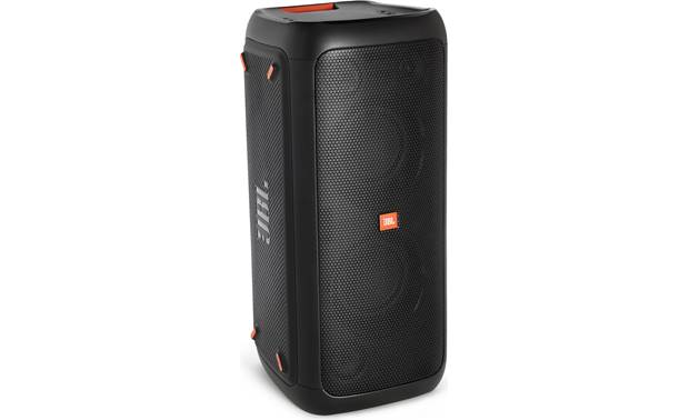 JBL PartyBox 300 Left front with lights off