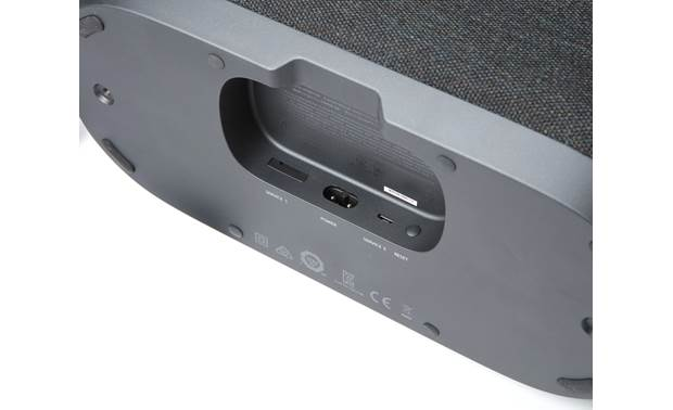 Harman Kardon Citation 300 Back