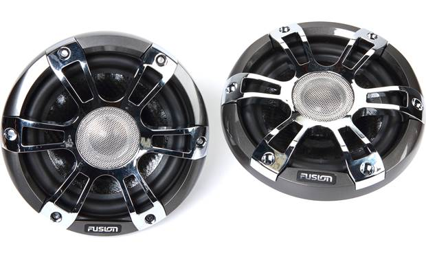 Fusion SG-CL65SP marine LED speakers