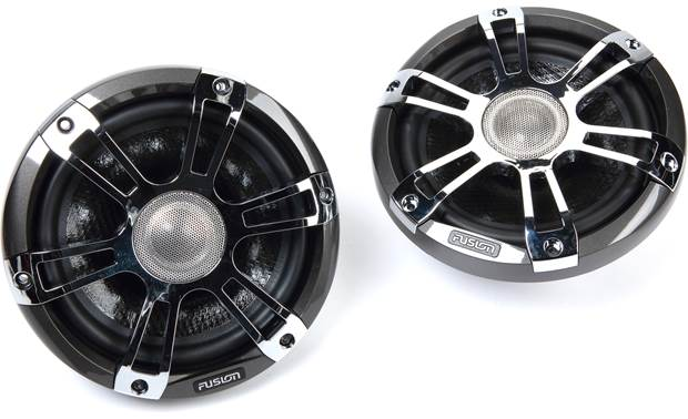 Fusion SG-CL77SP LED marine speakers