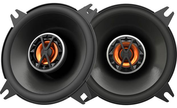 JBL Club 4020 JBL's low impedance design draws more power safely for more punch