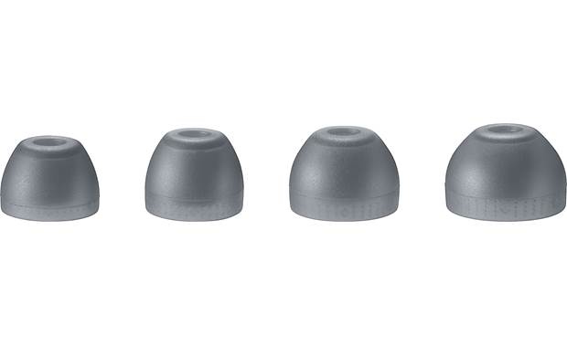 Sony WI-C400 Four sizes of silicone ear tips are included
