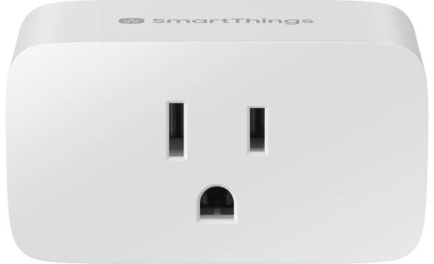 Samsung SmartThings Wifi Smart Plug (2019) Front