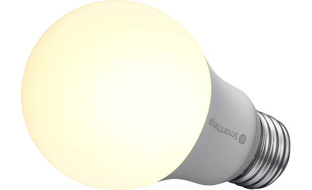 Samsung SmartThings Smart Bulb (2019) Provides dimmable warm white light