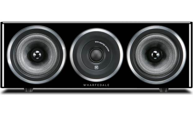 Wharfedale Diamond 11.CC Shown with grille removed