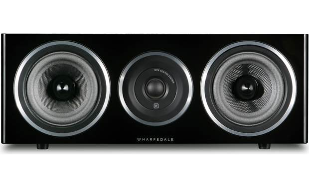 Wharfedale Diamond 11.CS Shown with grille removed