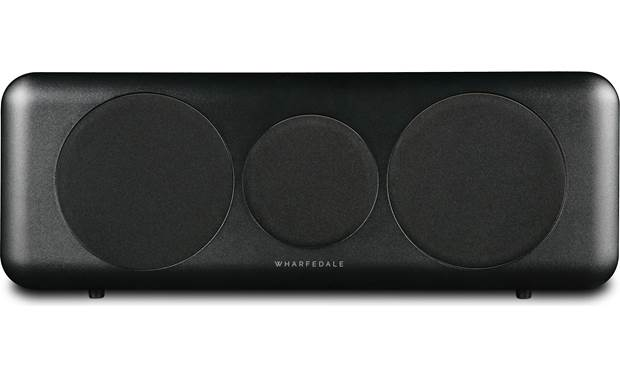 Wharfedale D300C Direct view with grilles in place