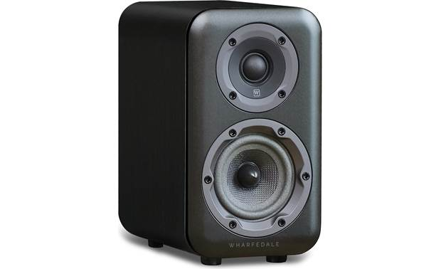 Wharfedale D310 Shown individually with grilles off
