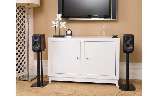 Wharfedale D310 Shown in room (stands not included)