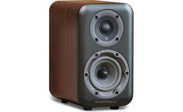 Wharfedale D310 Shown individually with grilles removed
