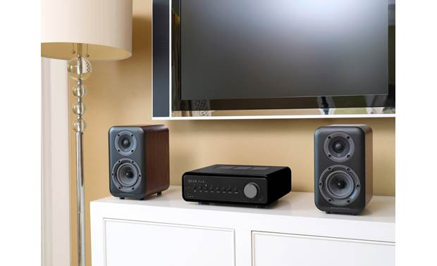 Wharfedale D310 Shown in room