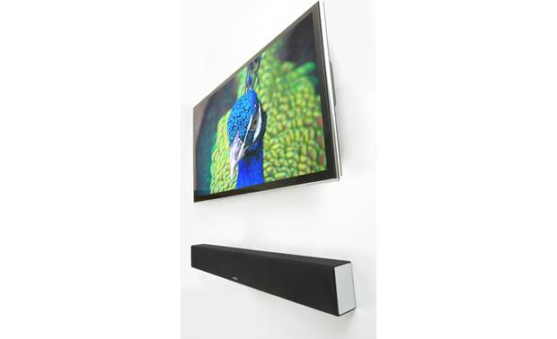 Monitor Audio SB-3 Can be wall-mounted (optional bracket sold separately)
