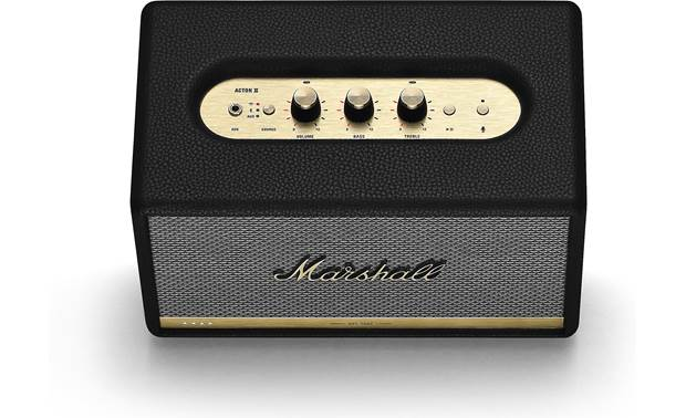 Marshall Acton II Voice (Google Assistant) Top