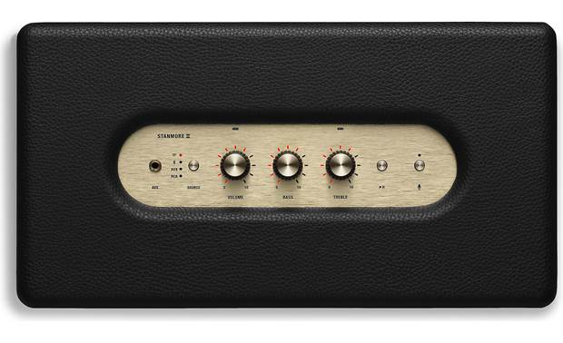 Marshall Stanmore II Voice (Google Assistant) Top-mounted control knobs