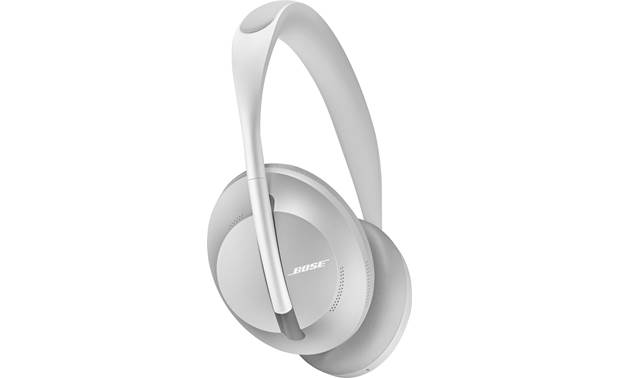 Bose Noise Cancelling Headphones 700 Stainless-steel headband with soft, no-slip underside