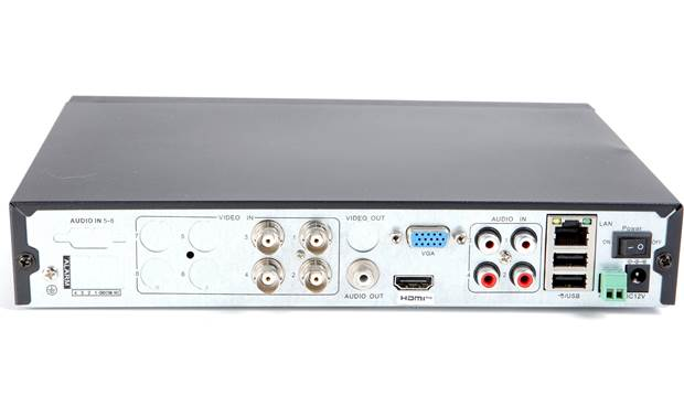 Metra Spyclops 4-channel Hybrid DVR Back