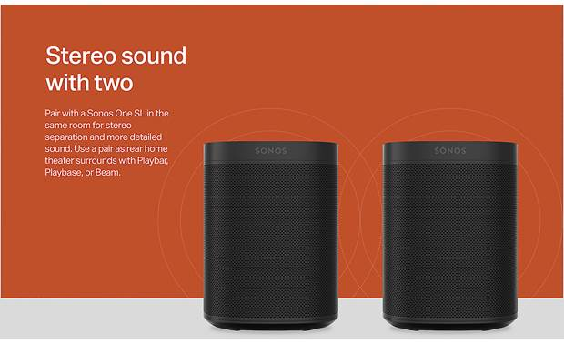 Sonos One Other