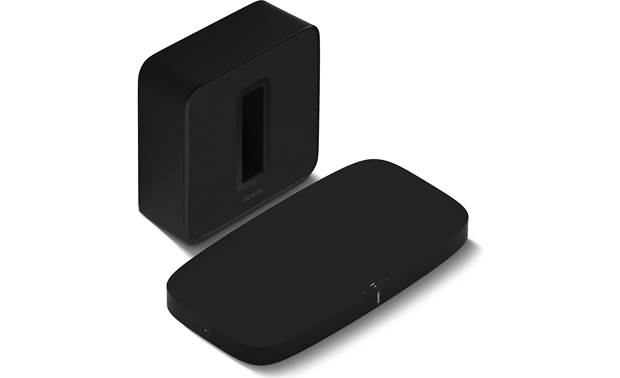 Sonos Playbase 3.1 Home Theater System Black