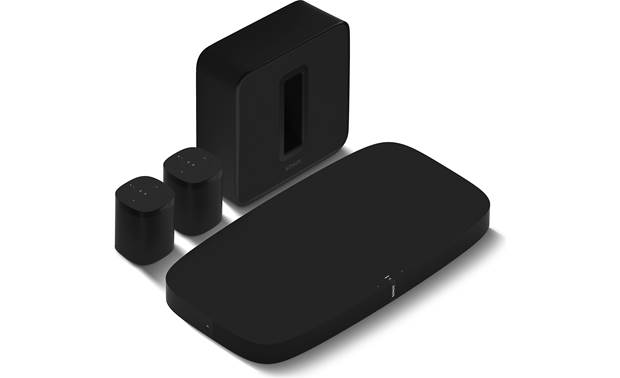 Sonos Playbase 5.1 Home Theater System Black