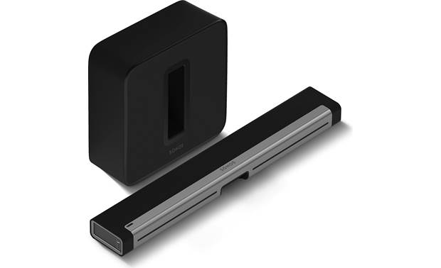Sonos Playbar 3.1 Home Theater System Black