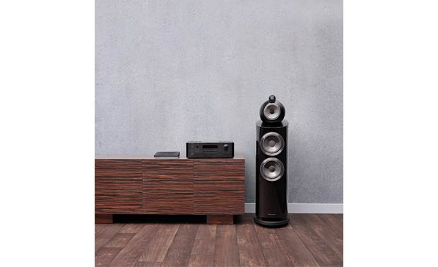 Bowers & Wilkins Formation Audio Connect to your home theater receiver (receiver and speaker not included)