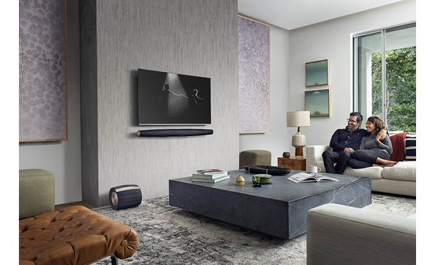 Bowers & Wilkins Formation 3.1 Home Theater System Enjoy richly detailed, spacious sound (TV not included)