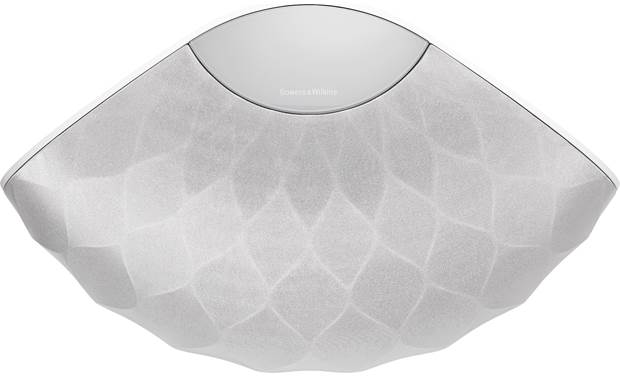 Bowers & Wilkins Formation Wedge Silver - top