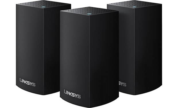 Linksys Velop Dual-band Wi-Fi® System Front