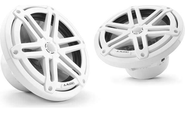 JL Audio M3-770X-S-GW JL Audio builds the tweeter into this speaker's sport-style grille