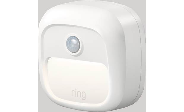 Ring Smart Lighting Steplight Battery Front