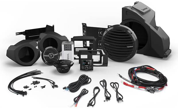 Rockford Fosgate RZR14-STAGE3 Front