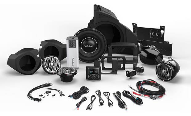 Rockford Fosgate RZR14-STAGE5 Front