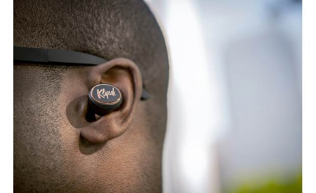 Klipsch T5 True Wireless Comfortable, secure in-ear fit