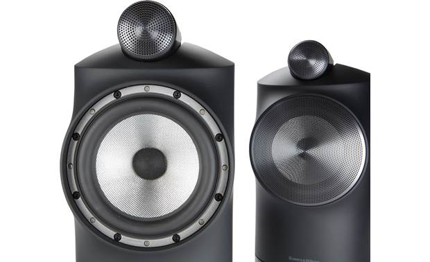 Bowers & Wilkins Formation Duo Black - 6-1/2