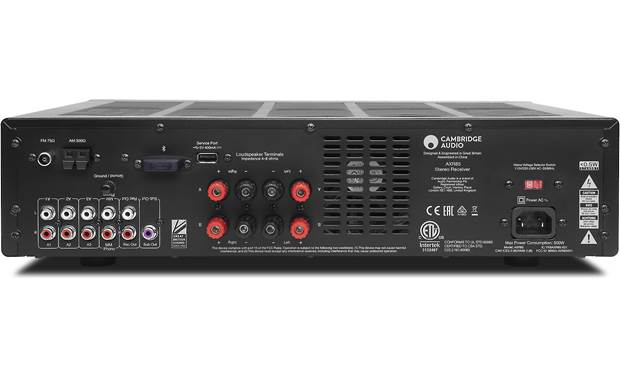 Cambridge Audio AXR85 Back