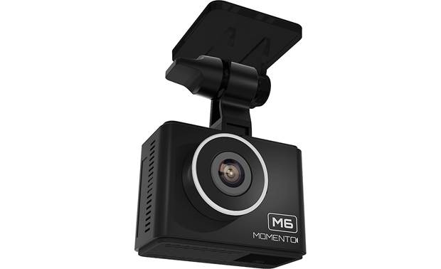 Momento MD-6200 Use your smartphone to wirelessly organize this cam's video files