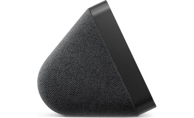 Amazon Echo Show 5 Charcoal - left side