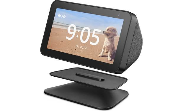 Amazon Echo Show 5 Stand Charcoal - (Amazon Echo 5 available separately)