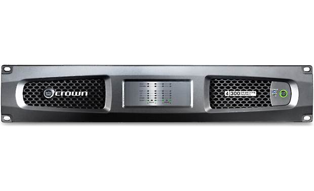 Crown DCi 4/300 Get four channels of ample power for commercial audio installations and cinema setups
