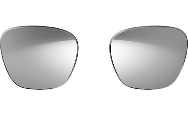 Bose Lenses Alto Mirrored Silver, polarized