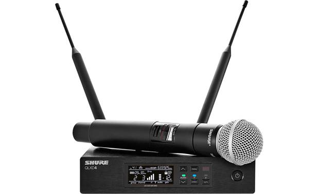 Shure QLXD24/SM58-G50 Front
