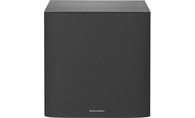 Bowers & Wilkins ASW610XP Direct view with grille in place