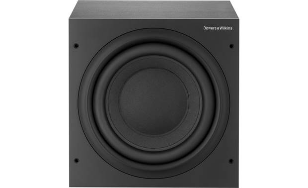 Bowers & Wilkins ASW610XP Direct view with grille removed