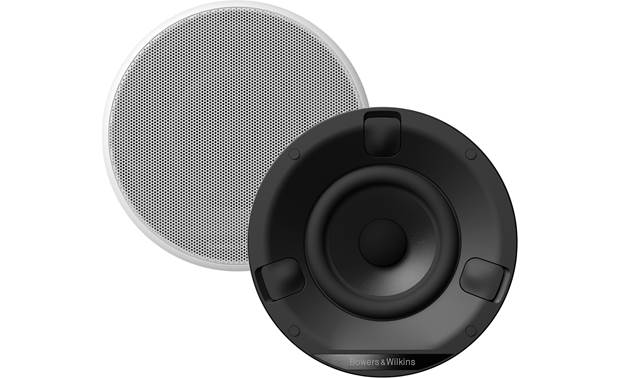 Bowers & Wilkins Performance Series CCM632 Shown with one grille removed