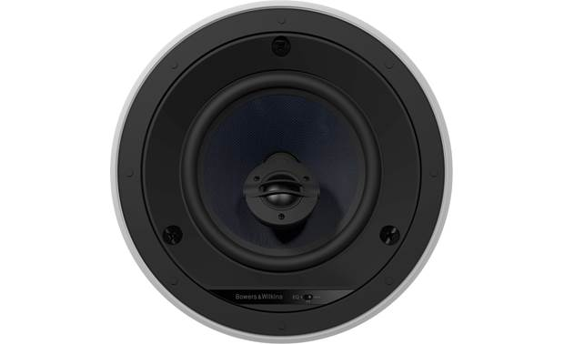 Bowers & Wilkins Performance Series CCM663 Shown individually with grille removed