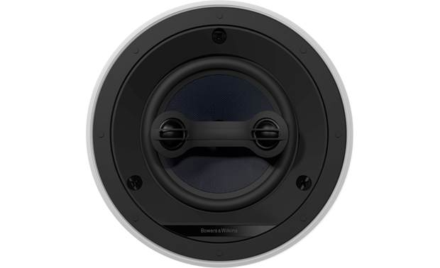 Bowers & Wilkins Performance Series CCM663SR Shown with grille removed
