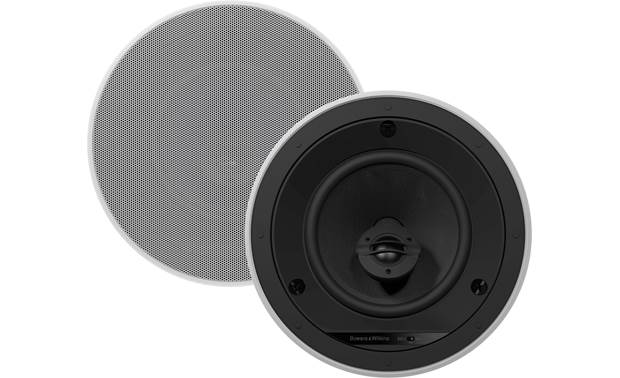 Bowers & Wilkins Performance Series CCM664 Shown with one grille removed